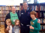 Mayor Jim Watson visits