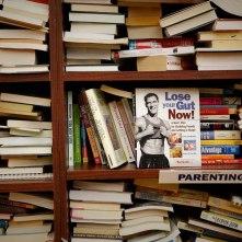 Shelves overflow